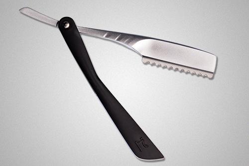 The Hanzo Folding Handle Razor