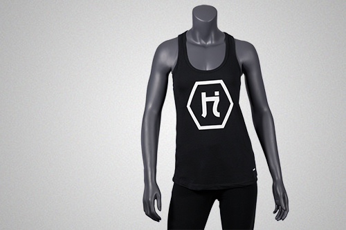 The Hex Logo Racerback Tank